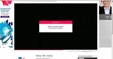 Ako sledovať MS v hokeji  na STV (ČT) zo zahraničia cez internet